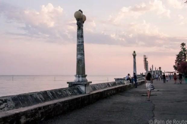 come viaggiare in Abkhazia visto