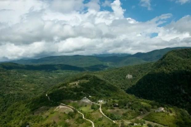 Abkhazia Novy Afon visto