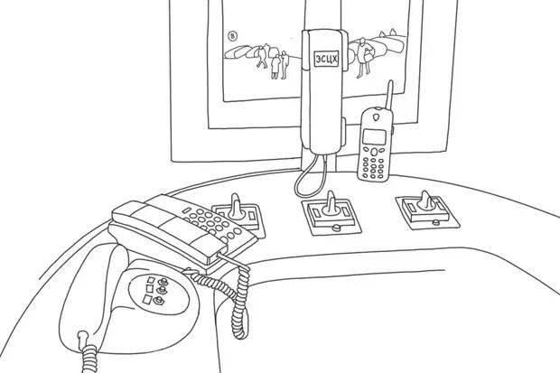 controllori scale mobili lavoro inutile
