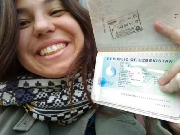 come fare il visto per l'Uzbekistan