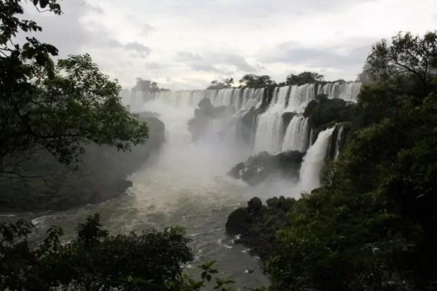 Viaggiare in Brasile e dintorni: Foz d'iguacu