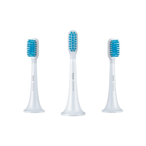 Kit Refil 3 Peças para Escova de Dente Elétrica T300