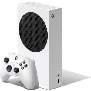 Console Xbox Series S2020 Nova Geração512gb Ssd 1 Controle Branco