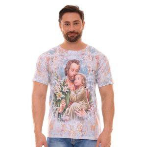 Camiseta São José DV9247 P
