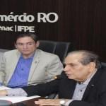 Raniery Coelho é eleito vice-presidente da Confederação Nacional do Comércio