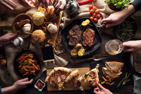 """Obesidade não tem a ver com """"vício em comida"""", prova estudo"""