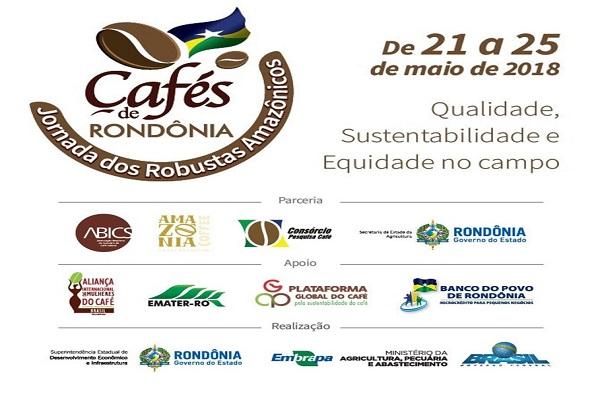 Jornada dos Robustas Amazônicos acontece de 21 a 25 de maio em RO
