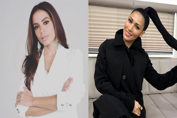 Anitta e Simaria não se toleram e cortam relações de amizade, diz colunista