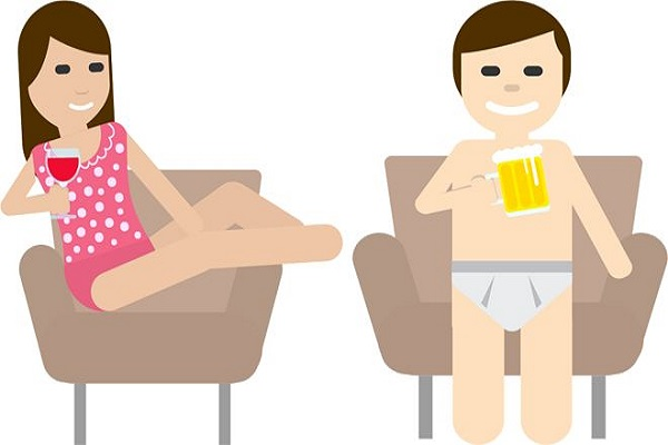 'Kalsarikännit', o hábito dos finlandeses de beber álcool sozinhos em casa e seminus