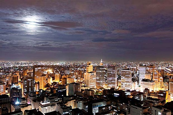 5 lugares com a melhor vista de São Paulo