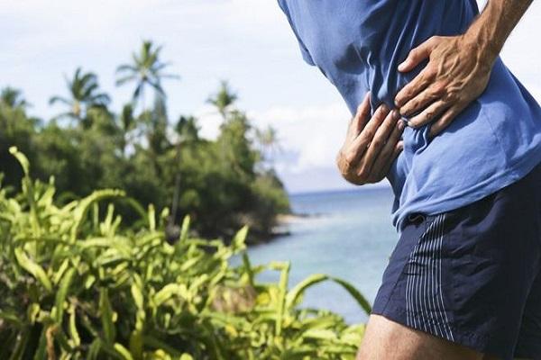 Por que sentimos pontadas na barriga durante exercícios?
