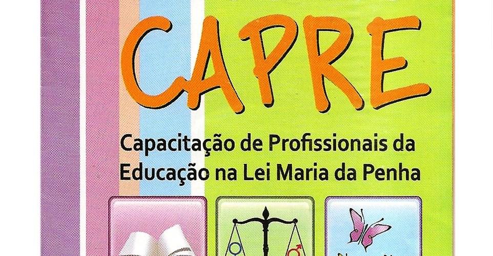 Inclusão da Lei Maria da Penha é tema de capacitação para professores