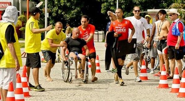Paralímpico rondoniense irá competir no Japão