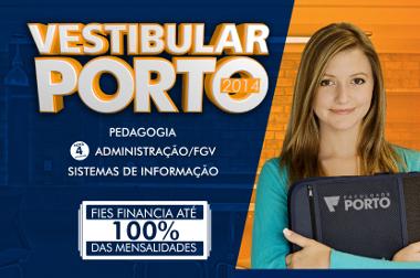 Porto/FGV abre inscrições para o vestibular 2014