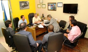 Procuradores do estado requerem apoio de deputados