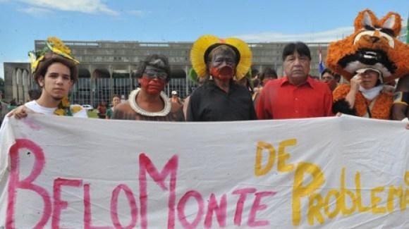AGU derruba decisão que impedia obras da usina de Belo Monte