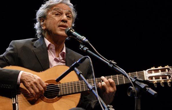 Caetano Veloso é o 1° artista brasileiro a participar do iTunes Session
