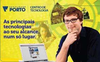 Centro de Tecnologia da Faculdade Porto vai capacitar profissionais da região