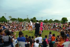 Funcultural promove projeto Circulando Cultura nos Distritos