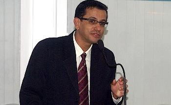 Juiz Ednaldo Muniz, do 2º Juizado Especial Criminal da Comarca de Rio Branco