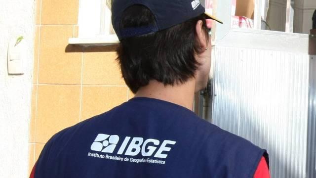 IBGE abre inscrições para 420 vagas nesta terça-feira