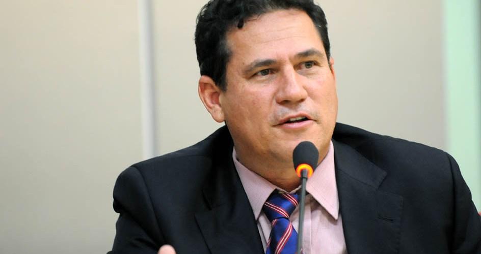Maurão de Carvalho solicita a instalação de posto policial em Campo Novo
