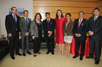 OAB recebe ministra do STJ para Aula Magna da Unir