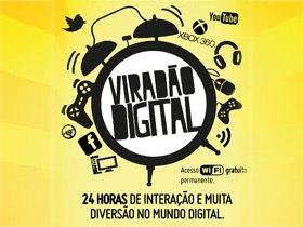 Viradão Digital inicia neste sábado