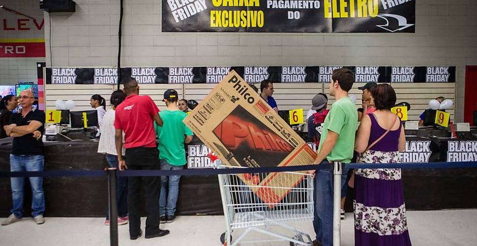 Lojas já batem recorde diário de queixas durante a 'Black Friday', diz Reclame Aqui