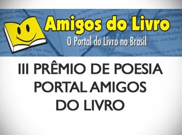 III Prêmio de Poesia Portal Amigos do Livro