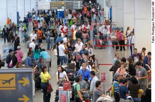 Como estão os aeroportos da Copa? Veja situação em 6 cidades