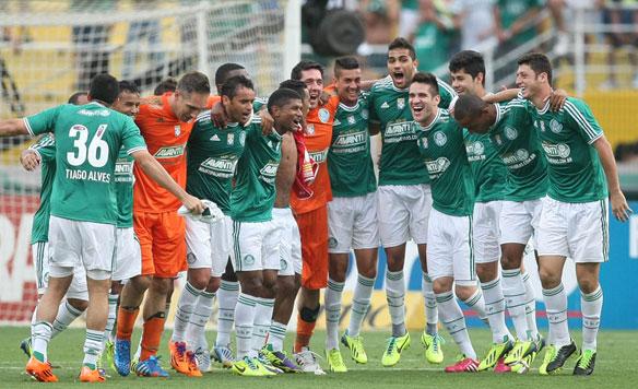 Palmeiras conquista 26º título no Pacaembu e mantém recorde no estádio