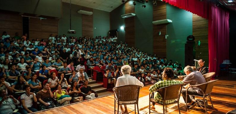 Festcineamazônia abre espaço para a poesia