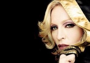 Madonna é a artista mais bem paga