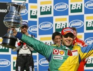 Felipe Massa fará a última corrida pela Ferrari em Interlagos