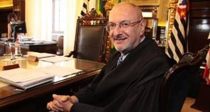 José Renato Nalini é eleito presidente do TJ-SP