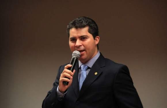 Marcos Rogério recebeu dinheiro de empreiteiras investigadas na Lava-Jato