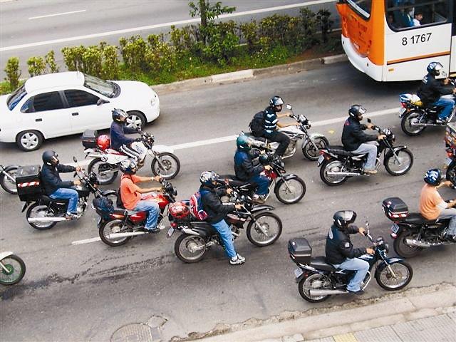Em 2014, 500 motociclistas morreram no trânsito de Porto Velho