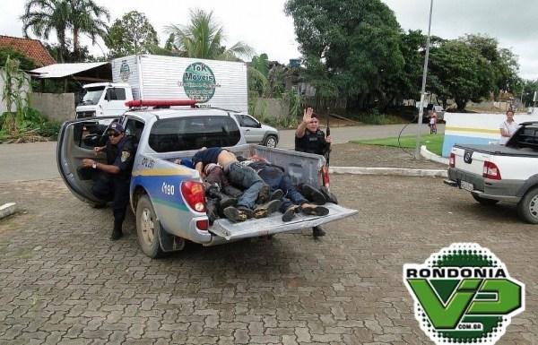 Bando que causou terror em Campo Novo começam a ser encontrados