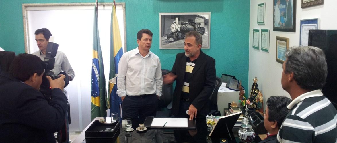 Hermínio Coelho e Ivo Cassol denunciam uso indevido de aparato policial contra opositores do Governo da Cooperação