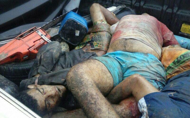 Polícia mata três dos bandidos que fugiram de Ariquemes (atualizada)
