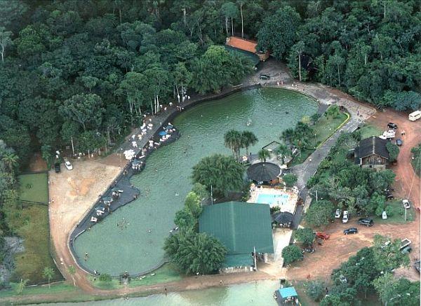 Homem é assassinado à tiros no Cacoal Selva Park