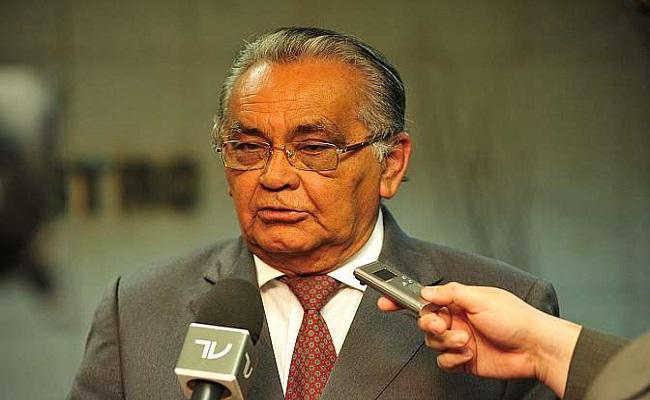 Ministro do STF assina mandado de prisão contra Asdrúbal Bentes