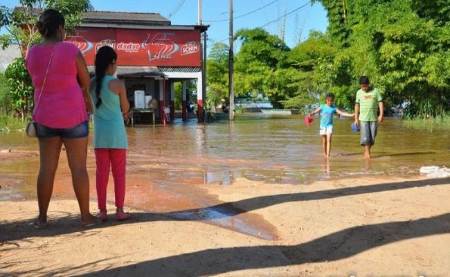 Defesa Civil de Ji-Paraná permanece alerta com o aumento do nível do rio Machado