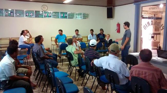 OCB/Sescoop-RO promove desenvolvimento e formação de cooperativas