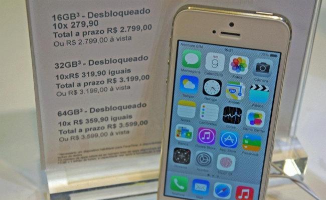 Preços da Apple no Brasil são 'inacreditáveis', diz site americano