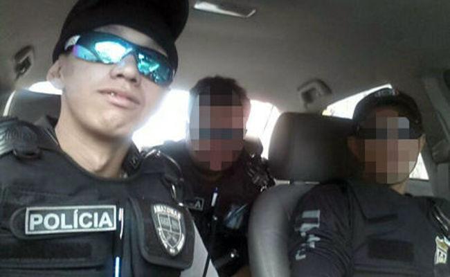 Falso PM é preso com objetos de uso exclusivo e motocicleta da PM