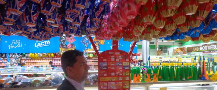 Rondônia mostra variação de preços nos ovos de Páscoa na capital