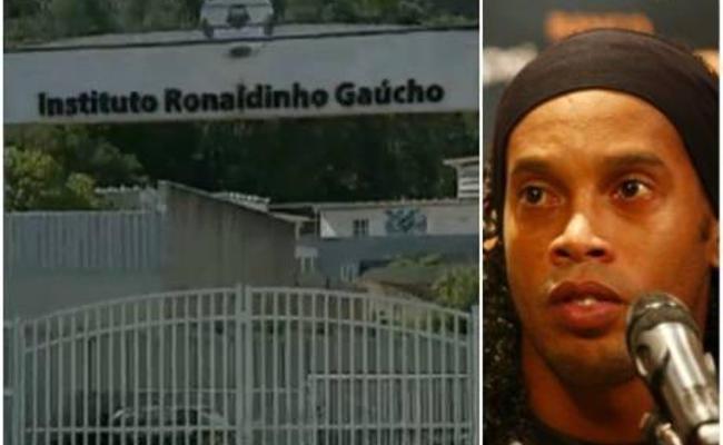 Instituto Ronaldinho pode ter desviado R$ 1,6 milhão de projetos sociais