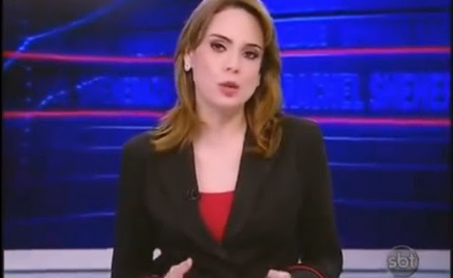 """Sheherazade lamenta veto de opinião no SBT: """"Sentirei falta desse espaço"""""""